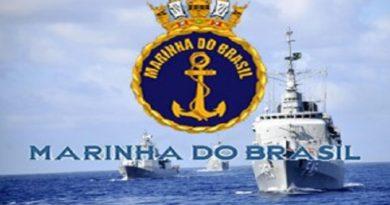 Marinha do Brasil divulga novo Concurso Público com 750 vagas