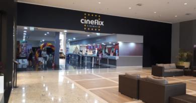 Programação Cineflix Partage Shopping Rio Grande de 29/07/2021 à 04/08/2021