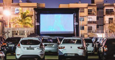 Secult divulga programação do 1º Cine Drive-In no Cassino