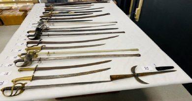 Coleção farroupilha chega ao museu de Piratini nesta segunda-feira (19)