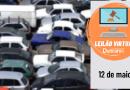 Leilão virtual do DetranRS oferta 352 veículos e 332 sucatas automotivas