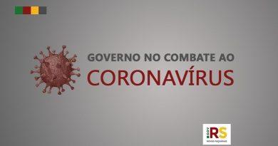 Confirmados mais dois casos da variante delta do coronavírus no RS