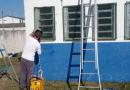 Escolas da Rede Municipal recebem ações de manutenção do Núcleo de Apoio à Infraestrutura da SMEd