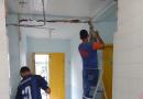 SMEd investe na manutenção e recuperação das Escolas da Rede Municipal